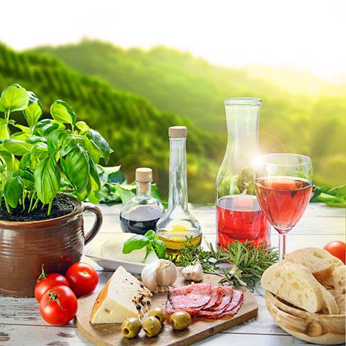 huile d'olive et cuisone