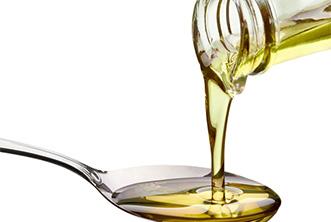 cuillère d'huile