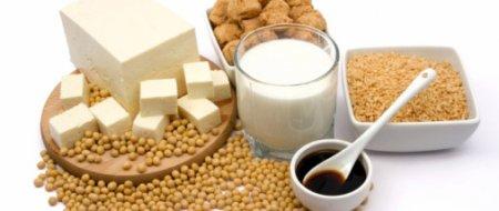 soja produits