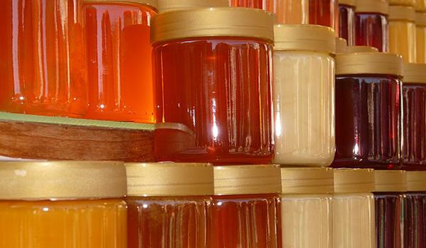 pots-de-miel couleur