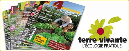 terre-vivante magazines