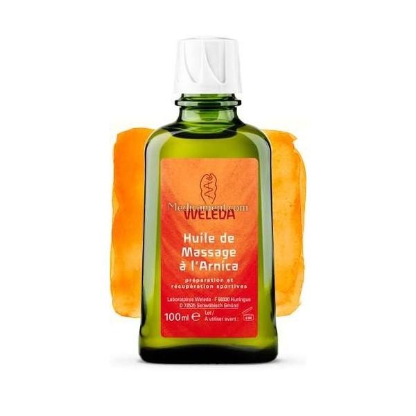 huile-de-massage-à-l-arnica-100ml-weleda