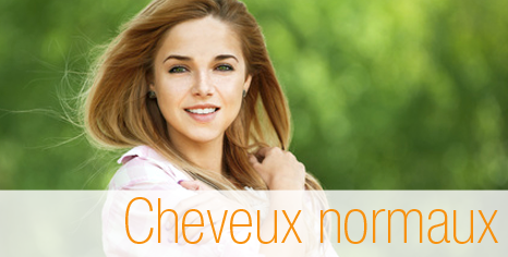 cheveux normaux