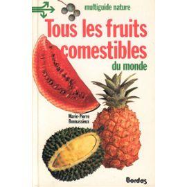 livre fruits