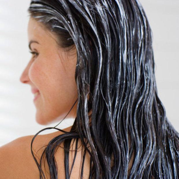 après shampooing