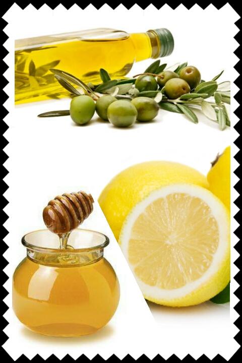 urhuile olive citron et miel