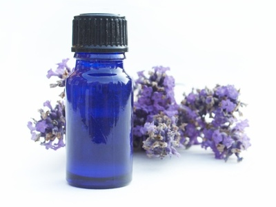 lavender bottle