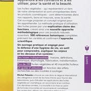 LES BIENFAITS DES HUILES VEGETALES