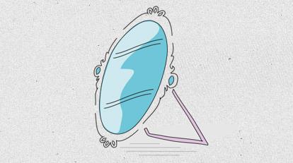 Scl rose en plaques comment mieux vivre cette maladie et for Maladie du miroir