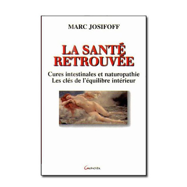livre-la-sante-retrouvee-marc-josifoff