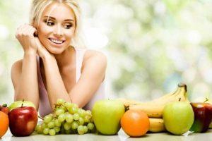peau et alimentation
