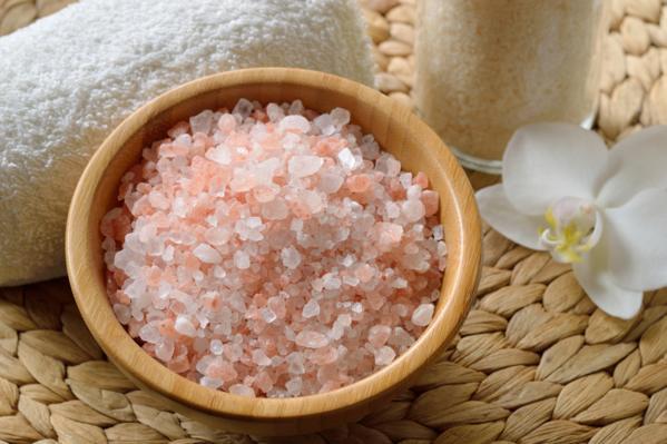 gros sel de l'himalaya